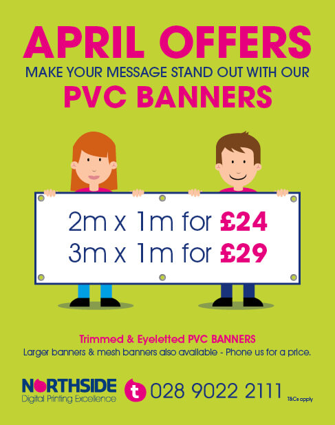 Cheap Banners Belfast
