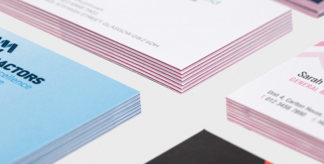 Business Cards for Start-ups