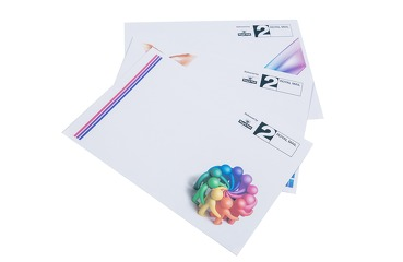 We're delighted to launch our new full-colour envelopes