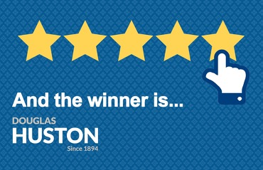 How did we do? Review your experience for a chance to win a £50 voucher.