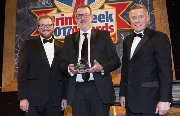 Northside Graphics bring another UK print award to Northern Ireland