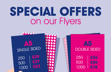 March Special Offers On Flyers