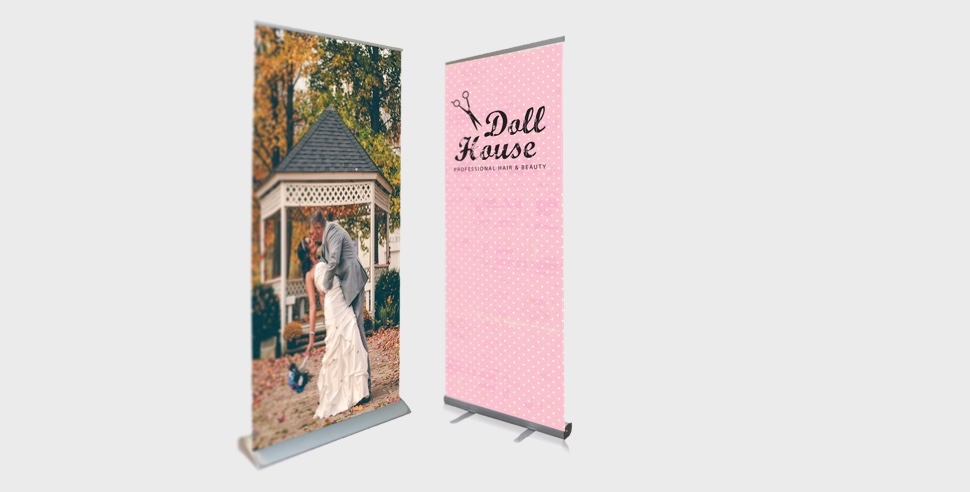 Roller Banners Example