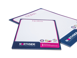 Notepads and Deskpads